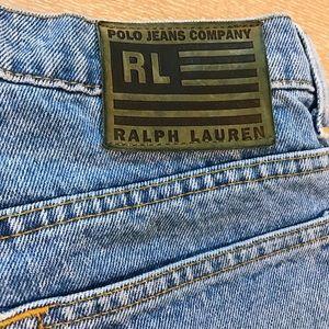 Ralph Lauren Shorts - SALE✨ VINTAGE RALPH LAUREN DENIM SHORTS